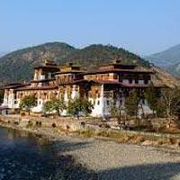 Delhi - Bagdogra - Phuntsholing - Thimphu - Paro - Delhi