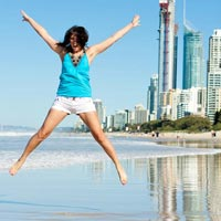 Sydney - Cairns - Gold Coast - Melbourne