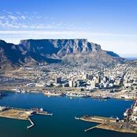 Johannesburg - Sun City - Mossel Bay - Cape Town
