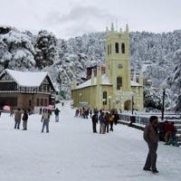 Delhi - Shimla - Kullu - Manali - Chandigarh - Delhi