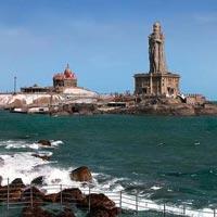 Chennai - Kanyakumari - Rameswaram - Madurai