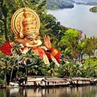 Munnar - Thekkady - Kumarakom