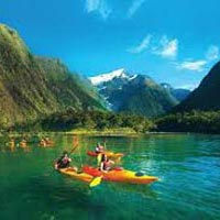 Christchurch - Dunedin - Te Anau - Milford Sound - Queenstown - Mt Cook - Christchurch