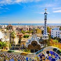 Madrid - Cordoba - Seville - Granada - Barcelona