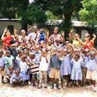 Accra - Kumasi - Volta