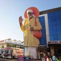 Shirdi - Nasik - Aurangabad