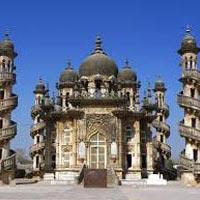 Vadodara - Ahmedabad - Jambughoda - Uthelia - Bhavnagar - Gondal – Wankaner - Ahmedabad