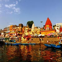 Delhi - Varanasi - Allahabad - Ayodhya - Lucknow - Agra - Delhi - Haridwar - Rishikesh - Delhi