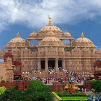 Ahmedabad - Jamnagar - Dwarka - Porbandar - Somnath - Junagadh - Virpur - Gondal - Rajkot - Akshardham