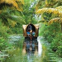 Munnar - Thekkady - Alleppey - Kovalam