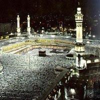 Mecca - Mukarramah - Medina