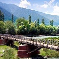Srinagar - Gulmarg - Pahalgam - Sonmarg - Srinagar