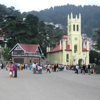 Shimla - Kullu - Manikaran - Local Manal - Rohtang Pass - Solang Valley