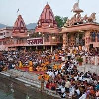 Rishikesh - Neelkanth Mahadev Temple - Lakshman Jhula - Triveni Ghat - Bharat Mandir