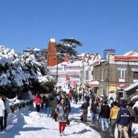 Shimla - Manali - Delhi - Agra
