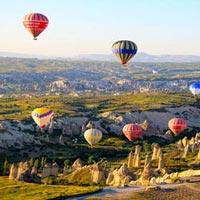 Istanbul - Cappadocia