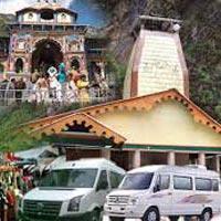 Delhi - Kedarnath - Badrinath - Rudraprayag - Rishikesh