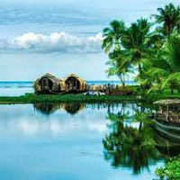 Cochin - Munnar - Alleppey - Kumarakom - Kovalam - Thiruvananthapuram