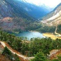 Guwahati - Shillong - Bhalukpong - Tawang