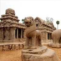 Chennai - Tirupati - Mahabalipuram - Tricky - Thanjavur- Madurai - Rameswaram - Kanyakumari