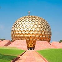 Chennai - Tirupati - Mahabalipuram - Pondicherry - Chennai