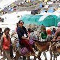 Srinagar - Sonamarg - Baltal - Amarnath Ji - Srinagar