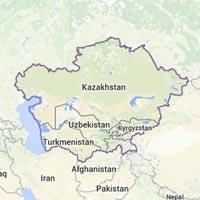 Kyrgyzstan - Kazakhstan - Uzbekistan - Tajikistan - Azerbaijan - Turkmenistan