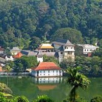 Kandy - Nuwara Eliya - Yala - Bentota
