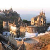 Ahmedabad - Modhera - Patan - Balaram - Gandhinagar - Balasinore - Rajpipla - Utelia - Velavadar - Bhavnagar - Palitana - Gondal - Junagadh - Wankaner - Ahmedabad