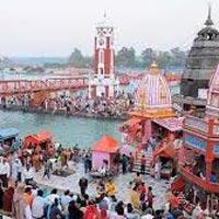Delhi - Haridwar - Rishikesh - Shivpuri - Delhi