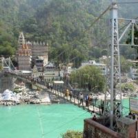 Delhi - Haridwar - Barkot - Yamunotri - Uttarkashi - Gangotri - Rudraprayag - Kedarnath - Rudraprayag - Badrinath - Joshimath - Rishikesh - Hardwar - Delhi
