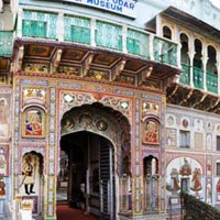Neemrana - Samode - Nawalgarh - Bikaner - Jaisalmer - Rohet - Udaipur - Dungarpur - Deogarh - Jaipur - Agra - Delhi