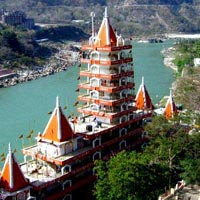 Rishikesh - Dehradun - Uttarakhand