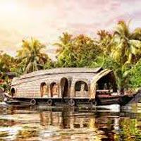 Coimbatore - Palakkad - Athirapilly - Alleppey - Kovalam - Trivandrum