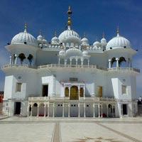 Amritsar - Jalandhar - Ludhiana - Patiala - Chandigarh - Anandpur Sahib
