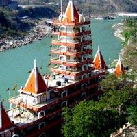 New Delhi - Haridwar - Barkot - Yamunotri - Barkot - Harsil - Gangotri - Uttarkashi - Guptakashi - Kedarnath - Jyotirmath - Badrinath - Jyotirmath - Govind Ghat - Ghangaria - Valley of Flowers - Jyotirmath - Rishikesh