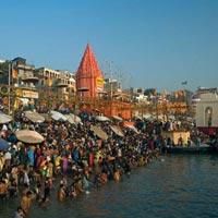 Varanasi - Gaya - Allahabad - Ayodhya - Varanasi
