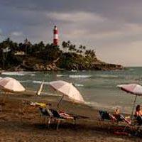 Cochin - Alleppey - Quilon - Kovalam - Kanyakumari - Trivandrum