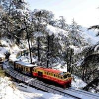 Delhi - Shimla - Manali