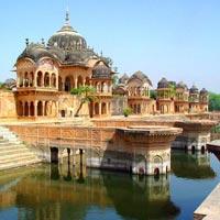 Delhi - Agra - Jaipur - Vrindavan - Fatehpur Sikri