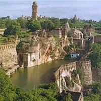 Jaipur - Chittorgarh - Udaipur - Mount Abu - Udaipur