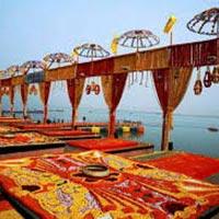 Delhi - Jaipur - Agra - Varanasi - Delhi