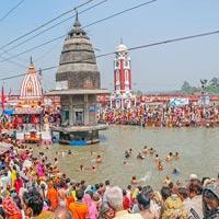 Haridwar - Srinagar - Rudraprayag - Jyotirmath - Badrinath - Srinagar - Rudraprayag - Birahi - Jyotirmath - Haridwar