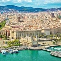 Madrid – Cordoba – Seville – Malaga – Barcelona