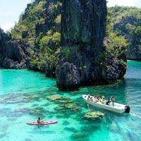 Manila - Boracay - Cebu