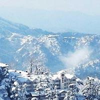 Chandigarh - Shimla - Kufri - Dehradun