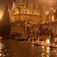 New Delhi - Jaipur - Agra - Gwalior - Khajuraho - Varanasi - Delhi