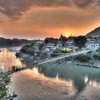 Delhi - Haridwar - Jyotirmath - Auli - Rishikesh