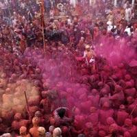 Delhi - Vrindavan - Mathura - Fatehpur Sikri - Agra