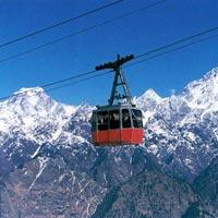 Haridwar - Auli - Jyotirmath - Kausani - Mukteshwar - Bhimtal - Nainital